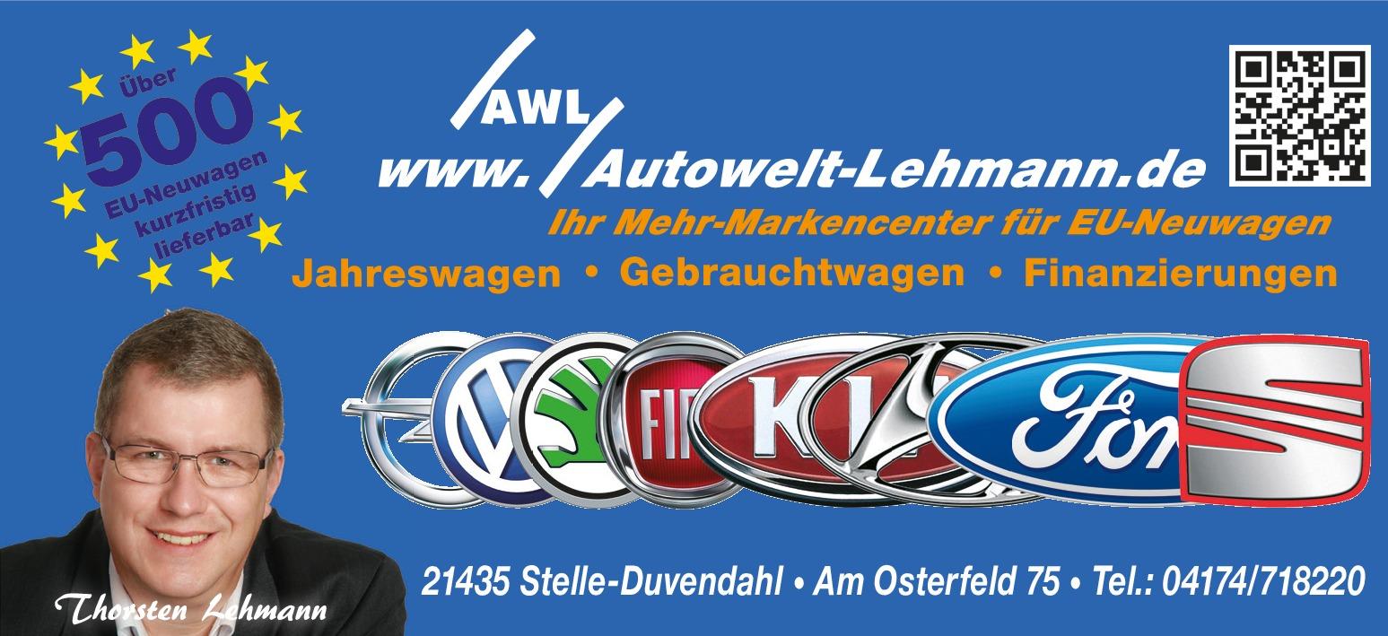 Thorsten Lehmann - Autowelt-Lehmann